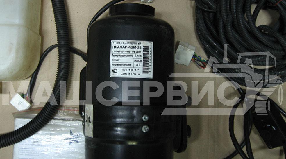Отопитель ПЛАНАР-4Д-24В