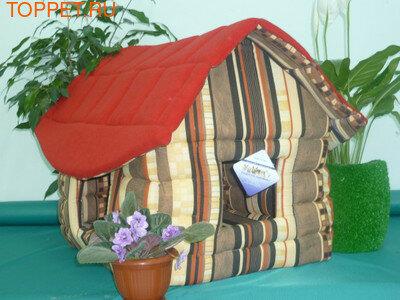 Бобровый дворик Домик для собак Избушка