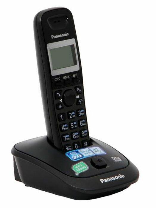 Радиотелефон с автоответчиком Panasonic KX-TG2521 RUT