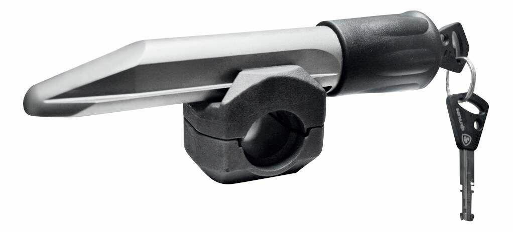 Противоугонное устройство Гарант Блок Люкс 303.E/f на рулевой вал для MITSUBISHI LANCER