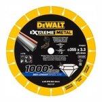 Алмазный диск отрезной по металлу 355x25