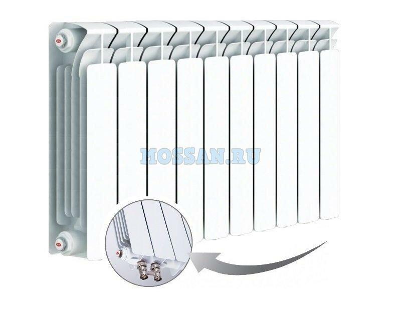 Радиатор Rifar Base 500 Ventil 4 секции