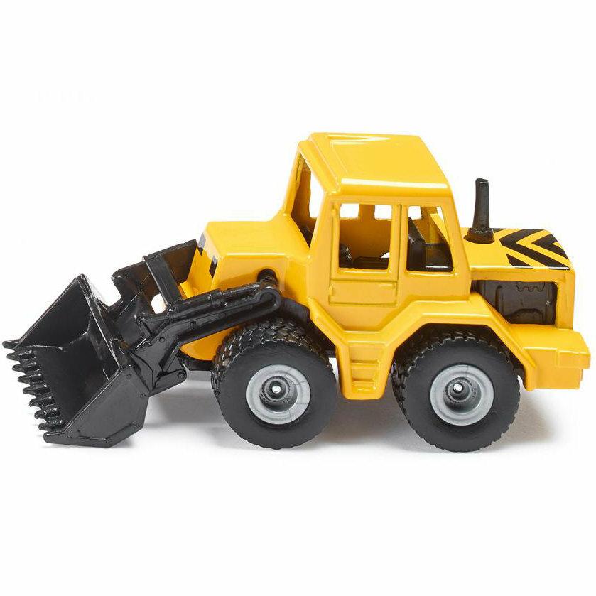 Фронтальный погрузчик игрушка SIKU 0802/