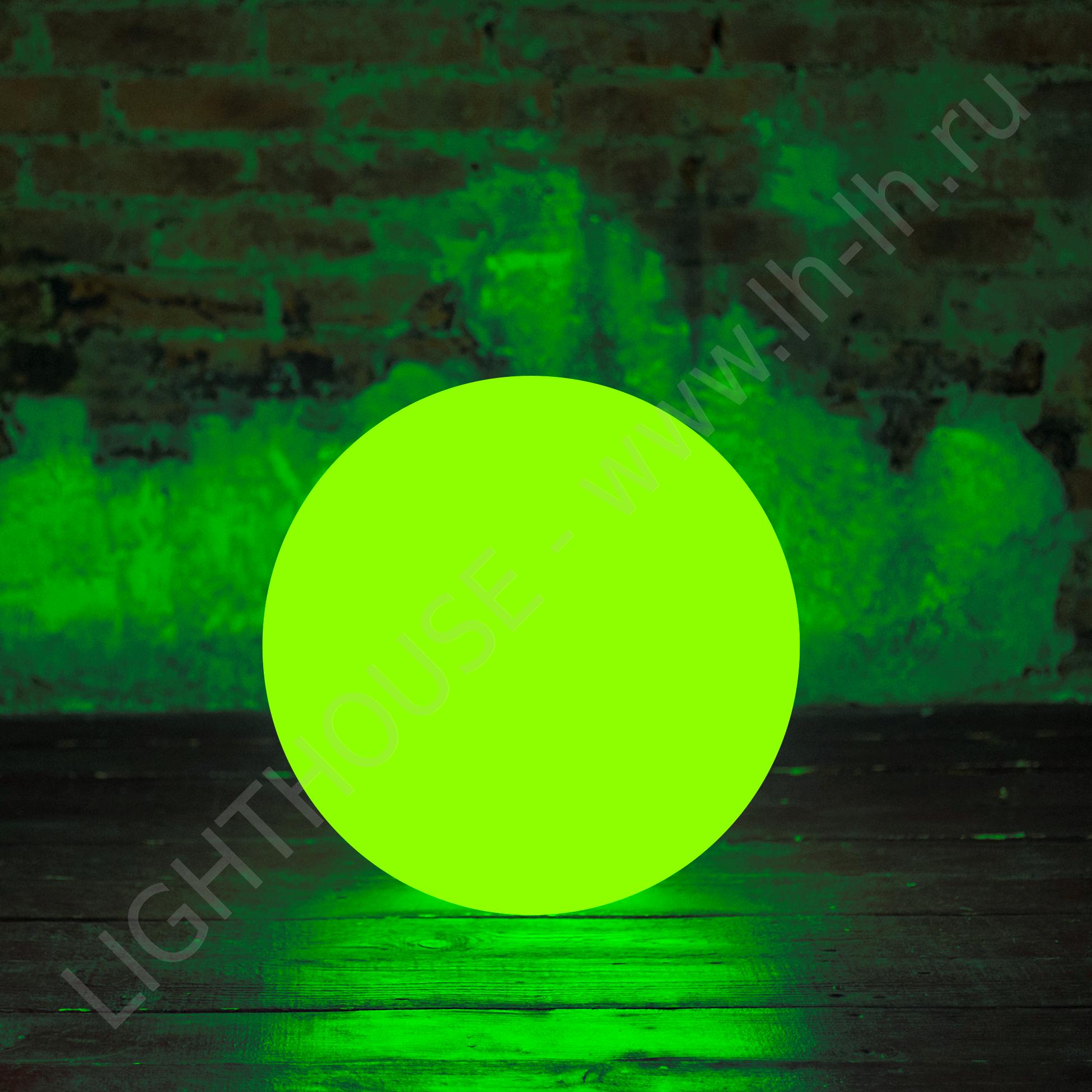 Световой шар разноцветный Moonlight 50 см 220V RGB_YM