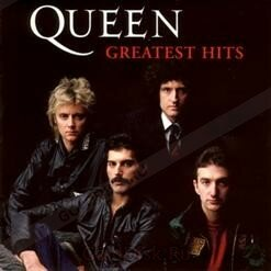 """Queen"" ""Queen: Greatest Hits (CD)"""