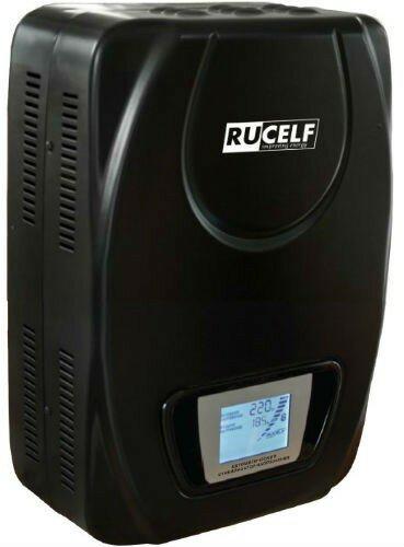 Стабилизатор напряжения 1-фаз.12000 ВА (~10 кВт) навесной RUCELF