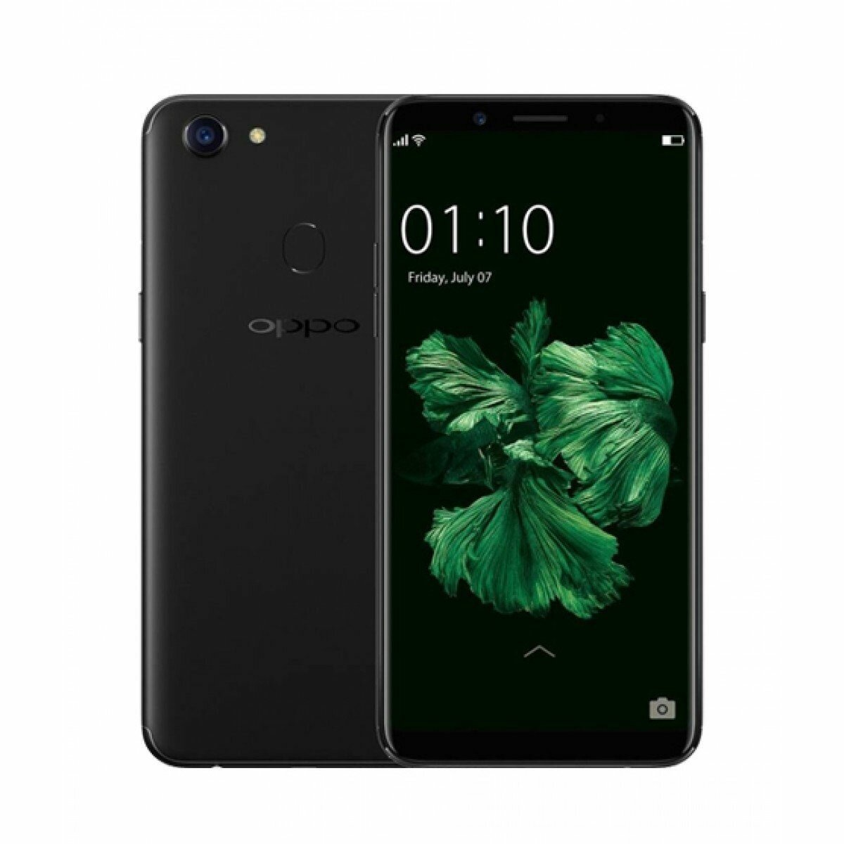 OPPO F5 4/32GB черный