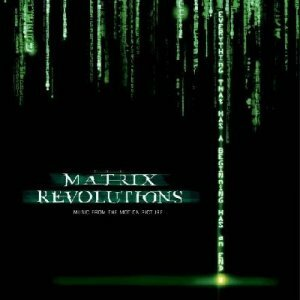 "Various Artists ""виниловая пластинка The Matrix Revolutions - Music From The Motion Picture / Limited Edition (2 LP)"""