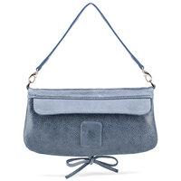 ed0ebfd6b1da Голубая сумка (56 фото): с чем носить модели бирюзового цвета