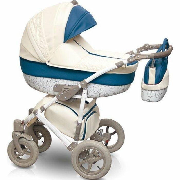 Универсальная коляска Camarelo Figaro (2 в 1)