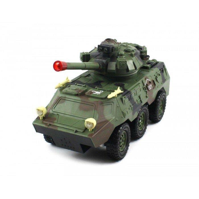 Танк CS Toys 1:20 фото 1