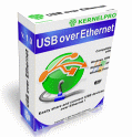 SimplyCore USB over Ethernet 4 USB devices