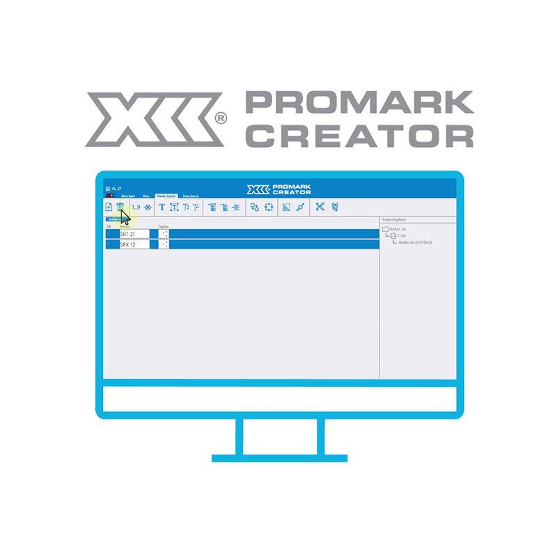 Программное обеспечение Promark Creator