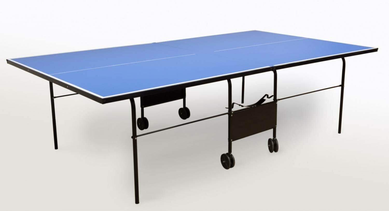 Всепогодный теннисный стол МИЗ-ПВ, синий