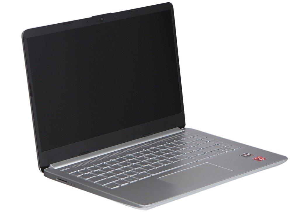 Ноутбук HP 14s-fq0029ur 24C05EA (AMD Ryzen 5 3500U 2.1 GHz/8192Mb/256Gb SSD/AMD Radeon Vega 8/Wi-Fi/Bluetooth/Cam/14.0/1920x1080/DOS)