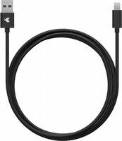 Черные алюминиевые кабели для электроники до 10 тысяч рублей