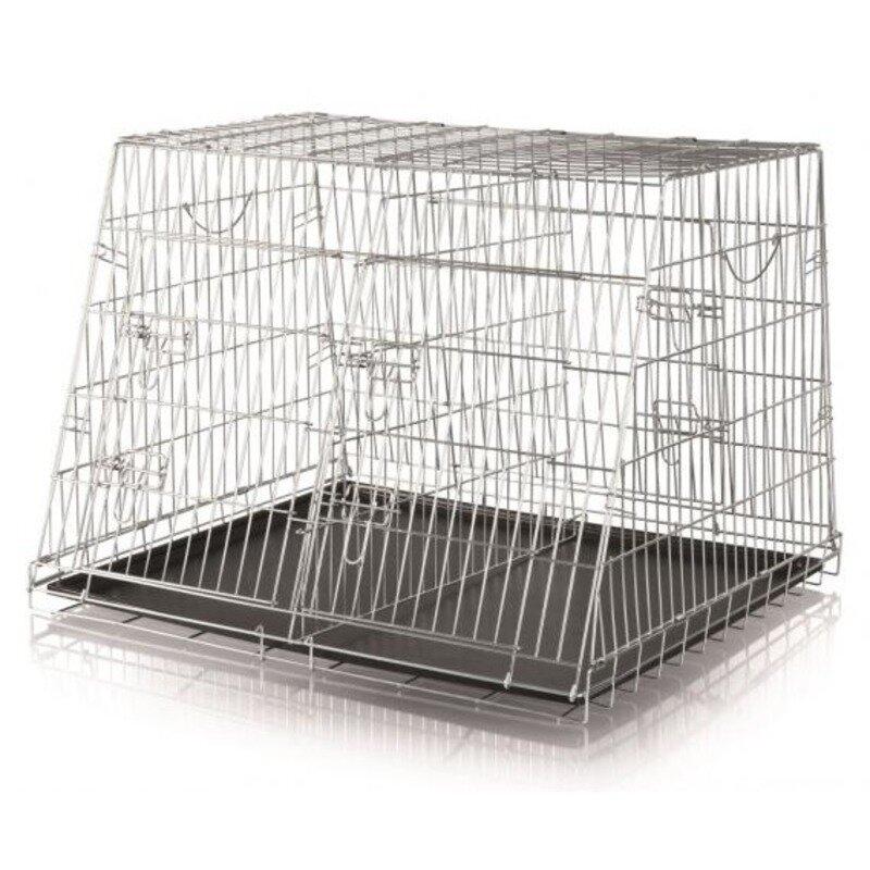 Клетка Trixie для собак транспортная 93×68×79 см