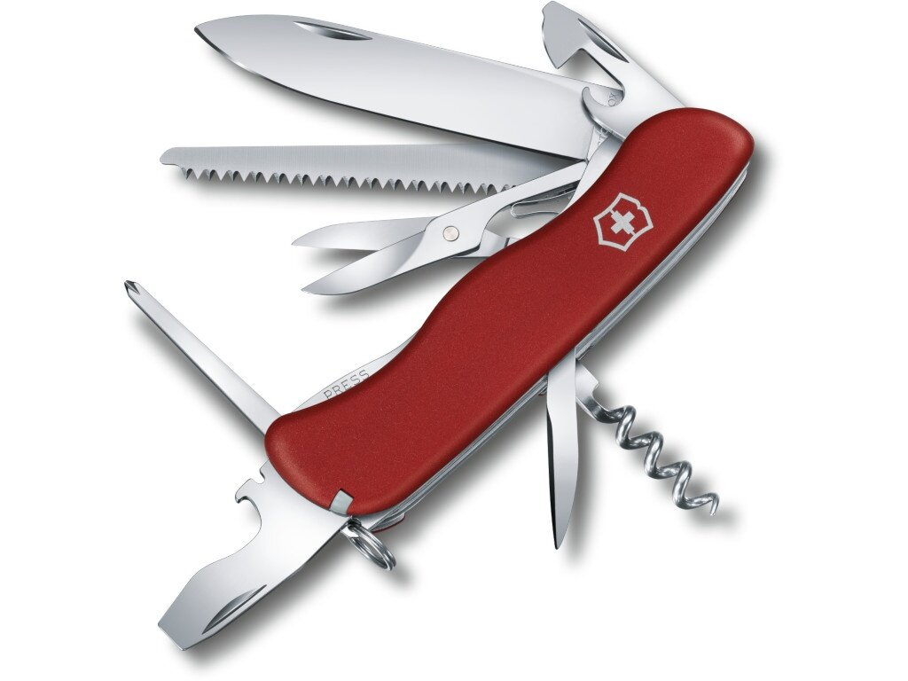 Мультитул Victorinox Outrider 0.8513 Red