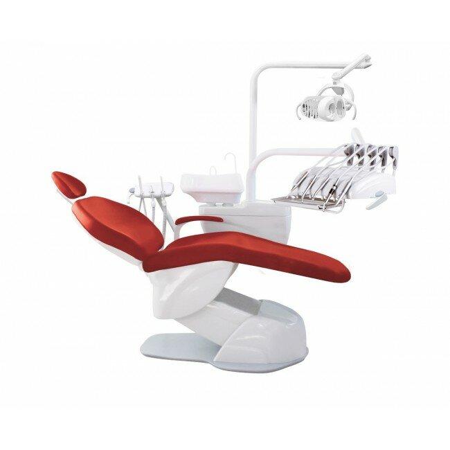 Darta 1605 E M - стоматологическая установка с верхней подачей инструментов