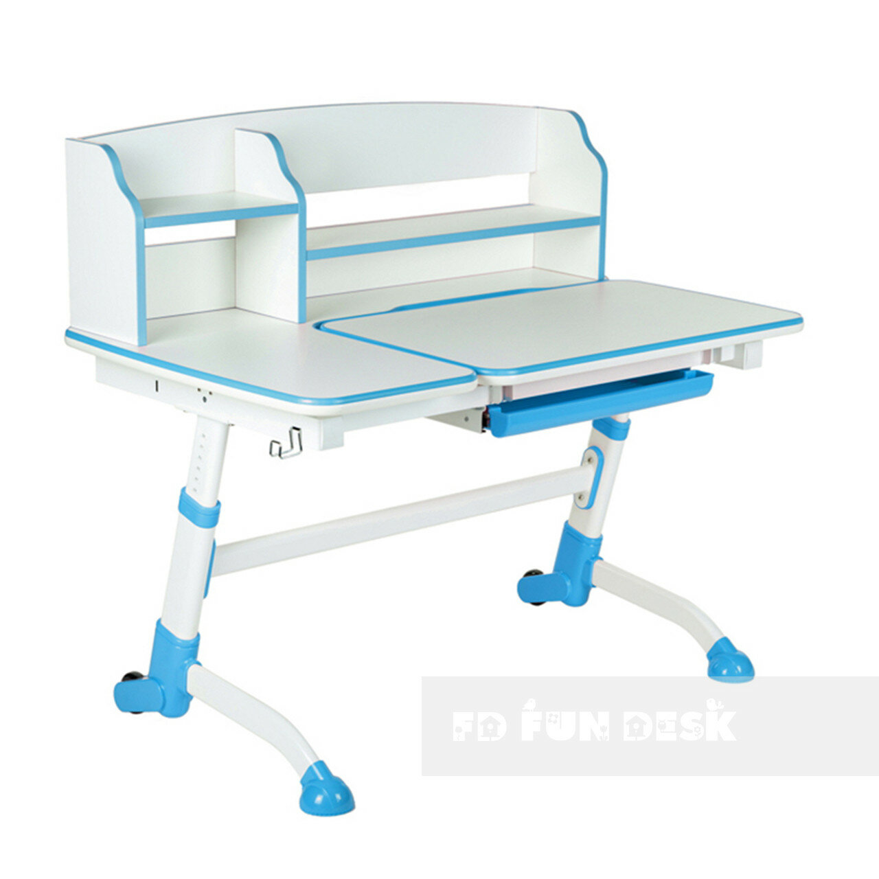 Парта-трансформер для школьника FunDesk Amare II Blue