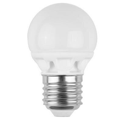 Лампа светодиодная Camelion Led3-g45/830/e27 (11374)
