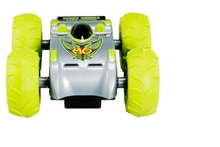 Машинка CS Toys Перевертыш с пневмо колесами - 935 фото 1