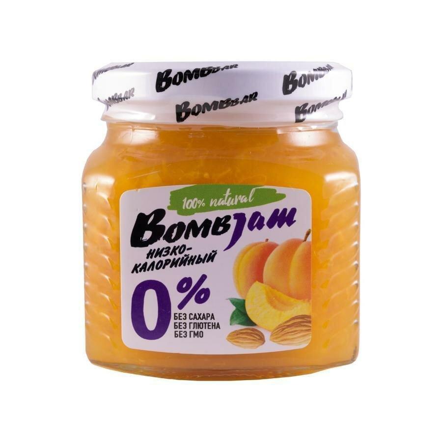 BombBar BombJam Низкокалорийный джем (Облепиха-лимон, 250 г)