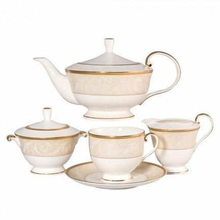 Сервиз чайный Светлана Золотые цветы, 15 пр. 57160725-2241 Leander