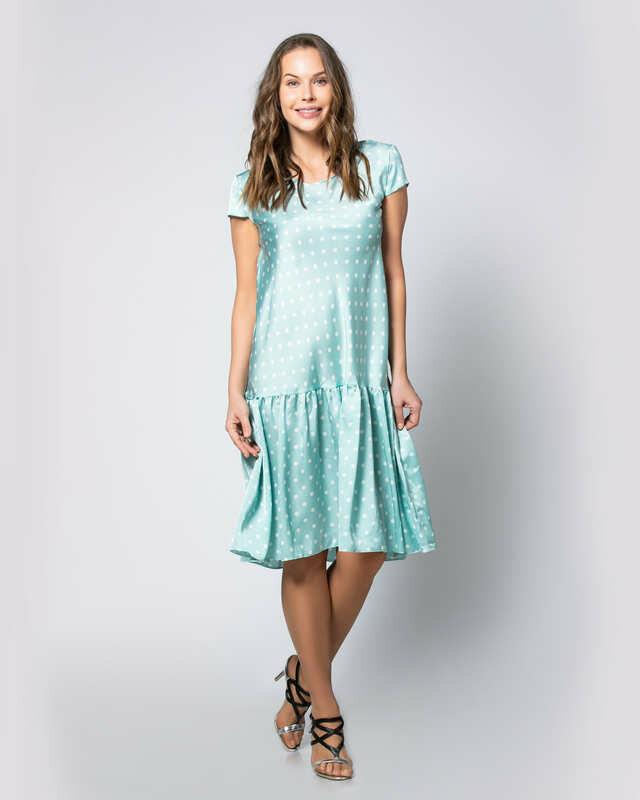 Nominee Платье, р. 58, цвет мята