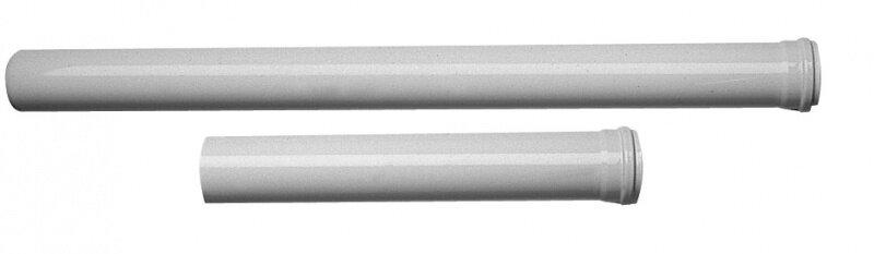 Труба Baxi эмалированная диам. 80 мм, длина 500 мм(арт. KHG71401821)