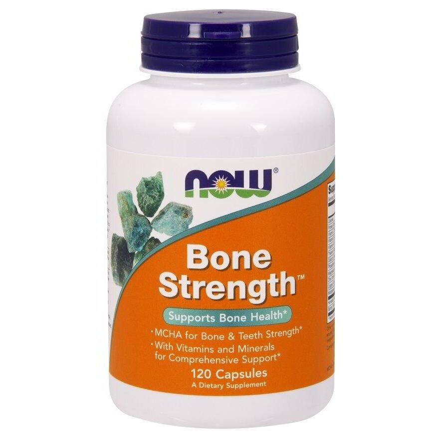 NOW Bone Strength 120 капс (NOW)