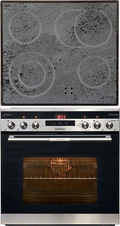 Комплект встраиваемой техники Kaiser EHC 69612 NF Mond Set
