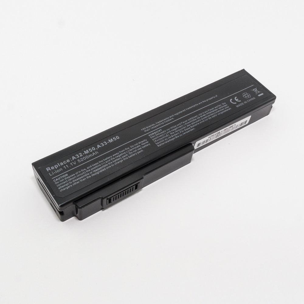 Аккумулятор для Asus M50