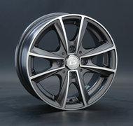 Диск LS Wheels 231 6,5x15 5/100 ET38 D57,1 GMF - фото 1