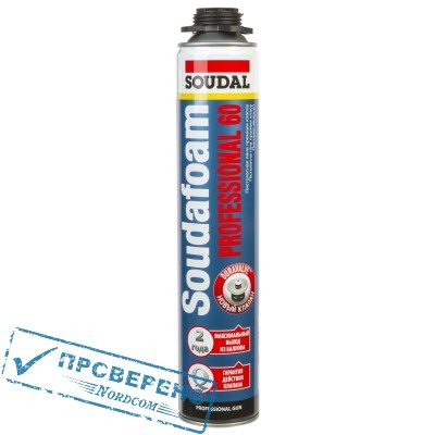 Пена монтажная Soudal 750 мм (Professional)