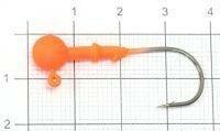 Джиг головка Kosadaka 3,5гр №1/0 оранжевый