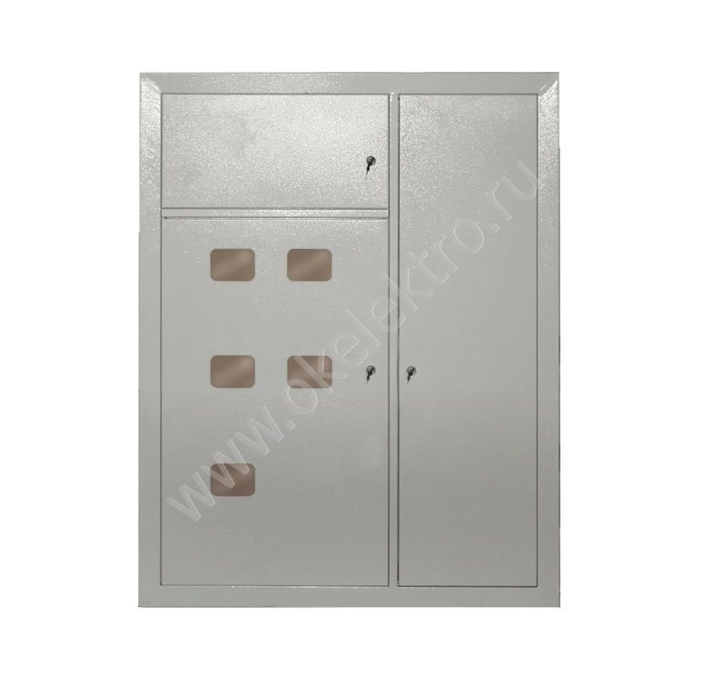 Щит металлический этажный ЩЭ-5-1270 36 УХЛ3 IP31