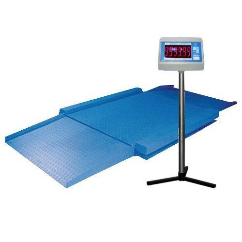 Весы пандусные ВСП4-1500 Н 1250х1500 с АКБ