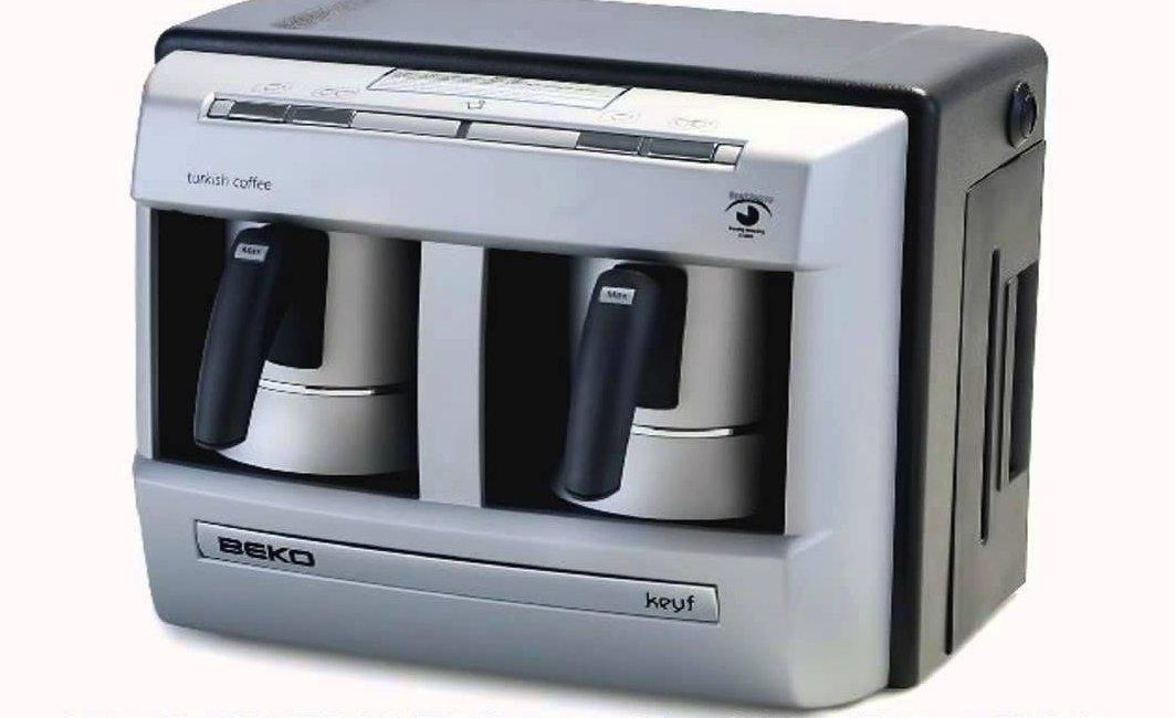 Кофемашина Beko BKK 2113