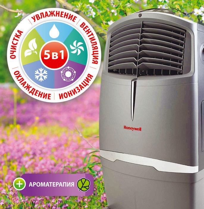 Климатические комплексы для очищения и увлажнения воздуха