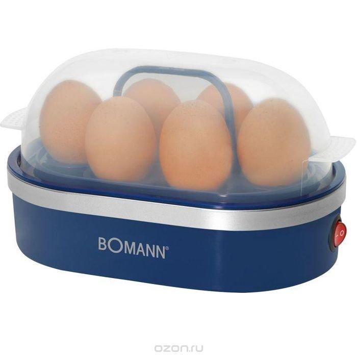 Bomann EK 5022 CB, Blue яйцеварка