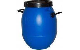 Пластиковая бочка 40 литров с винтовым горлом
