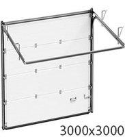 Веренд-Дизайн Гаражные ворота Trend 3000x3000