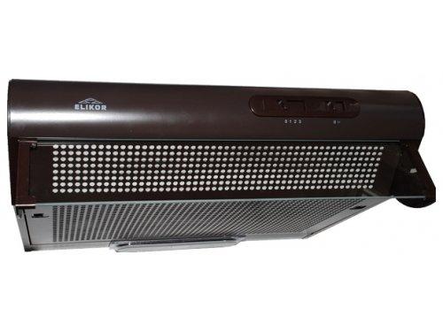 Вытяжка кухонная ELIKOR Davoline 60П-290-ПЗЛ, черная
