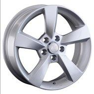 Колесные диски LS Wheels 863 S 6x15 5x100 ET38 d57,1 - фото 1