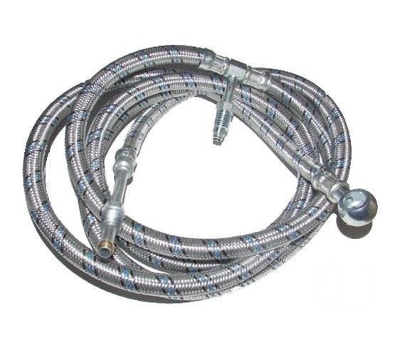 Трубка топливная 70-1101345-Б1 (топливопровод) между топл. баков