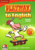 "Gunter Gerngross, Herbert Puchta ""Playway to English 3 Pupil's Book / Учебник"""