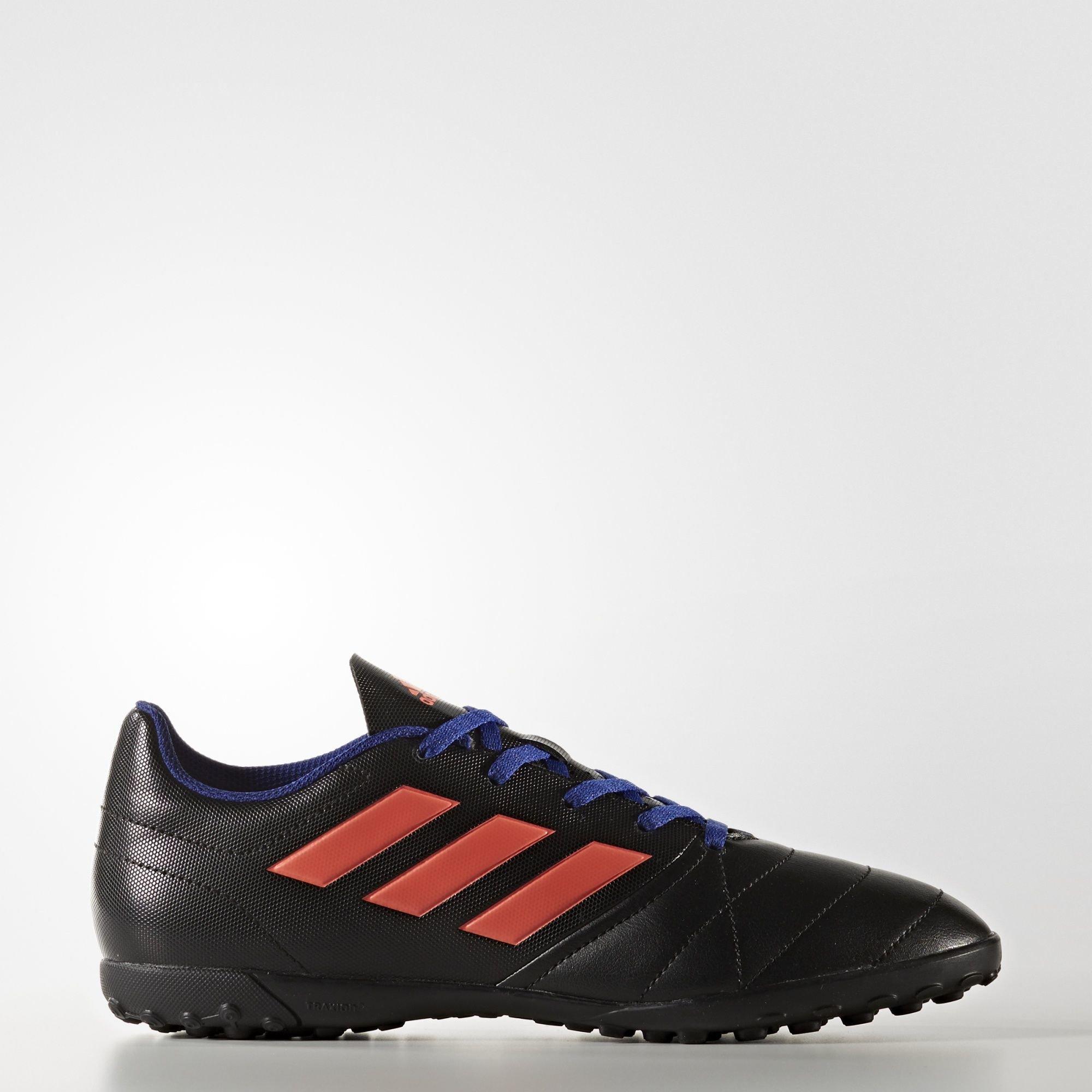 Футбольные бутсы ACE 17.4 TF adidas Performance core black / easy coral s17 / mystery ink f17