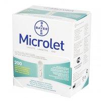 Ланцеты BAYER Microlet №200
