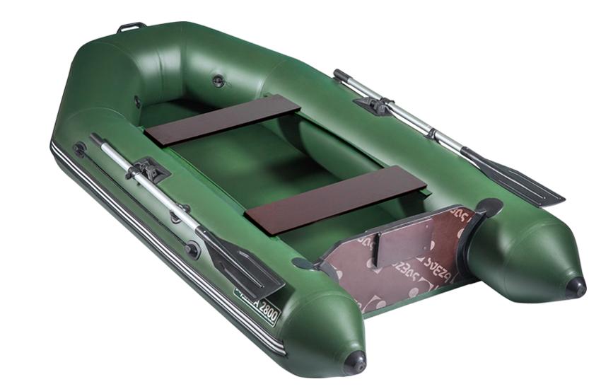 Аква 2800 - моторная надувная лодка ПВХ